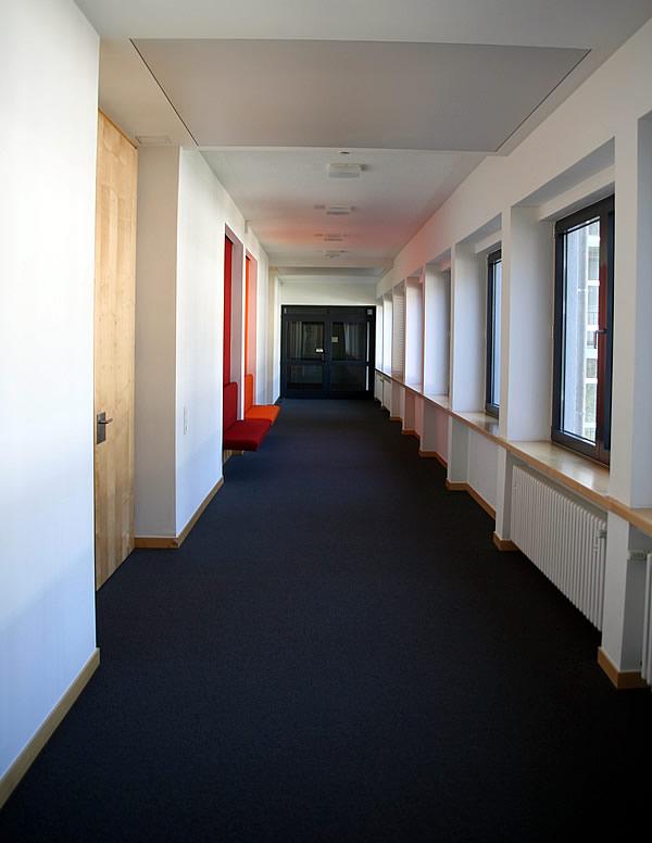 Couloir EHPAD